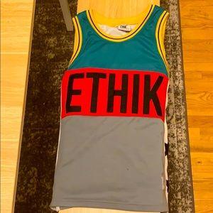 ETHIK SS2017 Very Rare Basketball Jersey